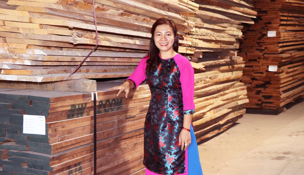 Chi Tuyen - loi ngo