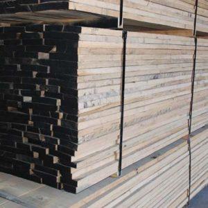 """Kiện gỗ sồi trắng (white oak) 6/4""""= 38.1 mm nhập khẩu"""