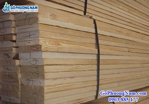 Kiện gỗ thông Mỹ nhập khẩu